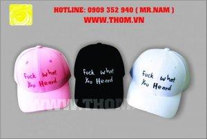 Cơ sở sản xuất nón, sản xuất nón kết, may nón kết giá rẻ theo yêu cầu, may nón hiphop