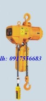 Pa lăng xích điện ELK Trung Quốc 0.5 tấn, 1 tấn, 2 tấn, 3 tấn, 5 tấn chiều cao nâng 6m, 9m, 12m ...