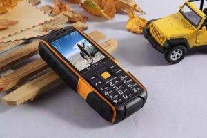 Điện thoại Land rover X6000 2015 chống nước đèn pin siêu sáng
