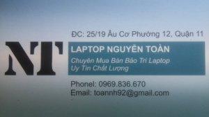Dịch Vụ Sửa Chữa Laptop Uy Tín Và Giá Rẻ Nhất Hcm