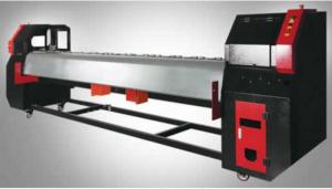 Máy in kỹ thuật số khổ rộng TAIMES T7 | Mô tả: Khổ in: 3200mm (10.5ft). Độ phân giải: Độ phân giải 360DPI (Physical) và Độ phân giải 720DPI (Physical). Chế độ in - Tốc Độ (m2/h). Máy in Model: T7-KM1024/42PL-4H.