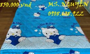 Chăn ga gối trẻ em, bộ drap giường hello kitty, liên hệ ngay giá rẻ liền tay