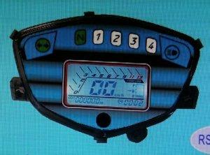 Đồng hồ điện tử Sirius-Exciter 2010