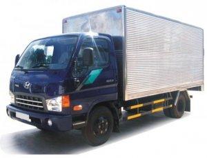 xe 2T5  thùng kín