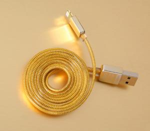 Cáp Sạc Remax Gold For iPhone 5/6 Plus Chính Hãng