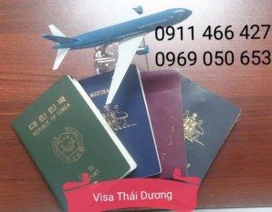Làm visa Trung Quốc 1 năm