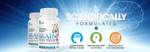 Hỗ trợ bổ não Mỹ  Brain Fuel Plus
