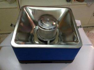 Chảo lẩu điện đa năng Osan,bếp nướng than hoa ko khỏi,nổi lẩu điện 2 ngăn Hàn Quốc