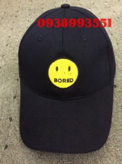 Sản xuất mũ lưỡi trai in thêu logo theo yêu cầu, cơ sở may mũ lưỡi trai đẹp