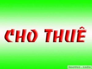 Cho Thuê Phòng Trọ Giá Cực RẺ, RỘNG, Nhà Mới...