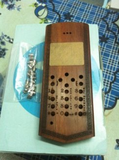 Vỏ gỗ Nokia 1280, 1202