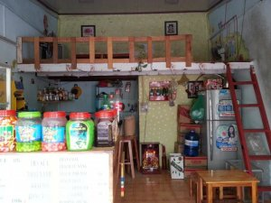 Sang quán Trà sữa & Xiên que CHERRY
