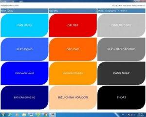 Công ty cung cấp Phần mềm quản lý cho Shop Thời Trang và các thiết bị bán hàng