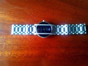 Othello Womens Mini Quartz Watch 2012-ST-00580, có 2 hàng Diamond