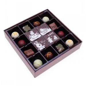 Hộp Quà Tặng Giáng Sinh D'art Chocolate