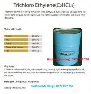 Bán Trichloro Ethylene (C2HCl3)