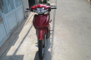 Xe Honda Wave S 110cc , màu đỏ đen