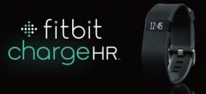Fitbit Charge HR.  Giá: 1.750.000 đ     Vòng tay theo dõi vận động, số bước đi, km, calorie tiêu thụ,     Theo dõi thời gian + chất lượng của giấc ngủ     Tính năng theo dõi nhịp tim 24/7 nhờ cảm biến công nghệ PurePulse tích hợp.     Nhận diện tốt hơn bước đi thang bộ và cả thang máy     Tích hợp màn hình OLED hiển thị thông tin     Fitbit Charge có khả năng hiện tên hoặc số điện thoại người gọi đến (Caller ID) khi kết nối với smartphone     Bổ sung chế độ rung