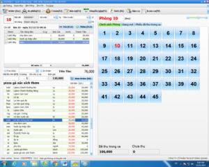 Phần mềm quản lý Nhà Hàng Karaoke tại Tân Bình Tân Phú Thủ Đức Gò Vấp