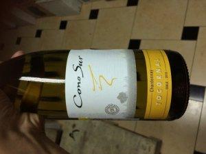 Rượu vang ChiLe, độ cồn 13,5%