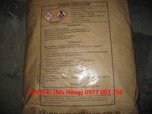 Bán Natri hydroxit, NaOH , Xút vảy, Sodium hydroxit, cautic soda flakes