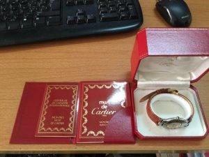 Đồng hồ Cartier, must de Cartier 21 1330