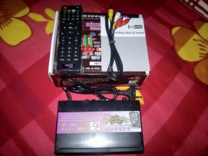 Đầu thu truyền hình kỹ thuật số DVB-T2 model HD-789s