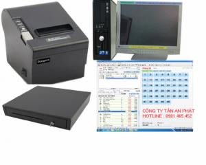 Bán Máy in hóa đơn, máy quét mã vạch, két đựng tiền cho Cửa hàng Tạp Hóa tại Củ Chi Nhà Bè Hóc Môn và các Quận tại TP.HCM