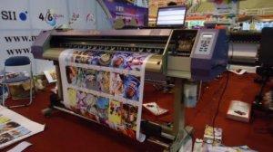 Sản phẩm máy in bạt khổ nhỏ của Công Ty Nghệ Cung được chế tạo theo công nghệ Nhật Bản tiên tiến, hiện đại nhất.