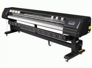 Máy in phun quảng cáo Taimes 3204 / 3206 S   Giá: 250.000.000   Mô tả: Đầu phun: SPT510-35PL. Số lượng đầu phun: 4 / 6 đầu. Khổ in: 3200mm. Tốc độ in (m2/h). Sản xuất chế độ: 240x540dpi 3pass @ 48sqm / h. Kiểu mực: Solvent Ink / ECO-Solvent Ink. Màu sắc: 4 Color (C, M, Y, K ) / 6 Colors( C , M , Y , K , Lc , Lm ). Dung lượng: 5l. Ink Supply System: Với bộ phận cảm ứng tự động,máy bơm sẽ không ngừng cung cấp mực. Độ rộng: 3300mm. Vật tư in: Vinyl, Flex, Polyester, Back-lit Film, Window Film.