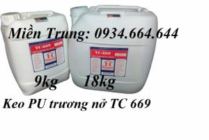 Keo polyurethane TC-669, pu tc 669, pu tc-668, keo xử lý rò rỉ nước