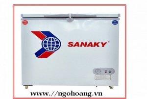 Tủ đông sanaky vh-225hy2 (200 lít)mẫu 2014