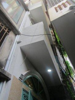 Khương Thượng. Trường Chinh. Nhà mới. Ngõ 2.5m. Diện tích 35m2