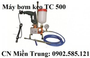 Máy bơm keo pu epoxy TC-500