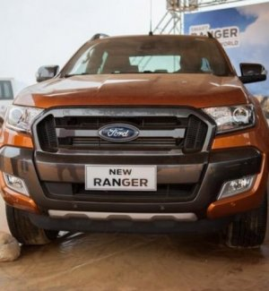 Ford Ranger Wildtrack 3.2 at 2016