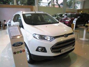Ford Eco Sport Titanium 2016