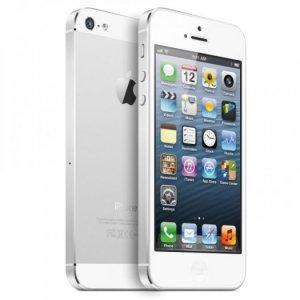 Iphone 5 64gb quốc tế trắng nguyên zin, như mới