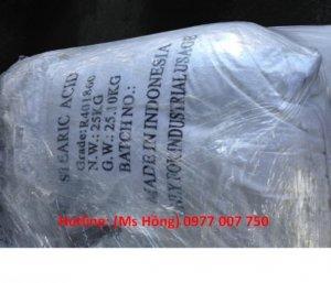 Axit Stearic R40186, acid stearic, CH3-(CH2)16-COOH