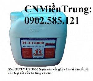 Polyurethane TC-UF 3000, keo pu uf 3000 xử lý rò rỉ nước cao cấp