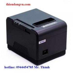 Máy in hóa đơn siêu thị xprinter Q200 giá rẻ...