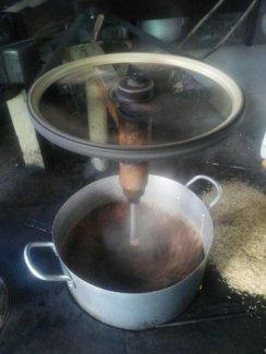 Đây là quy trình sản xuất kẹo chuối nhé