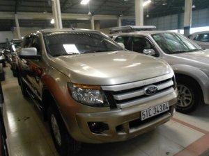 Bán Ford Ranger XLS ghi vàng sx 2013 bstp