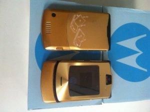 Motorola V3i new box gold giá rẻ