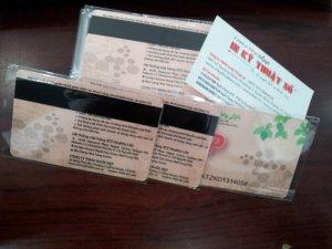 Thẻ từ ứng dụng cho thẻ VIP thành viên, VIP khách hàng - thực hiện in ấn tại In Kỹ Thuật Số