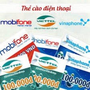 Tìm nhà phân phối thẻ cào điện thoại chiết khấu cao trên toàn quốc