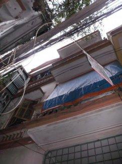 Bán nhà quận Hoàng Mai - phố Hoàng Mai - Ngõ ô tô - 58m2 - 3 tầng cũ