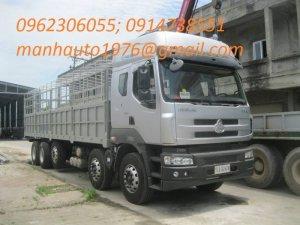 Xe Tải Thùng 5 Chân Chenglong (10x4) động cơ 340 Hp- 22.45 tấn  Xe tải 5 chân Chenglong động cơ 340 Hp là loại xe tải mới và có tải trọng tốt nhất trên thị trường xe tải Việt Nam hiện nay với tải trọng lên tới 22.450 Kg. Xe được trang bị động cơ Yuchai 340 HP bền bỉ, tiết kiệm cùng hộp số Fuller (Mỹ) 12 số có hệ thống trợ lực và đồng tốc giúp xe vận hành trơn tru và hiệu quả...