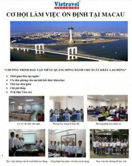Chương trình đào tạo tiếng Quảng Đông cho...