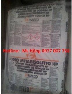 Bán Sodium Metabisulfite, Natri Metabisunphit, Na2S2O5