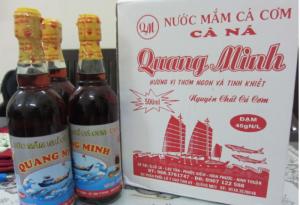 Nước Mắm ngon Quang Minh, 45 độ đạm